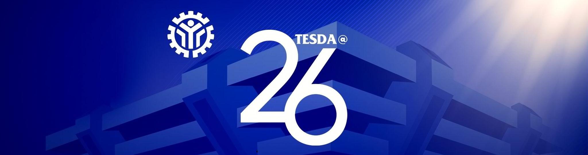 26th TESDA Anniversary 1