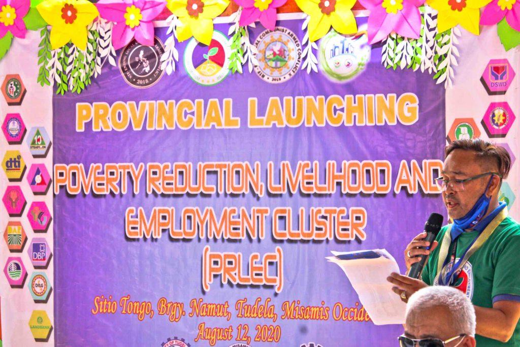 TESDA Provincial Launching