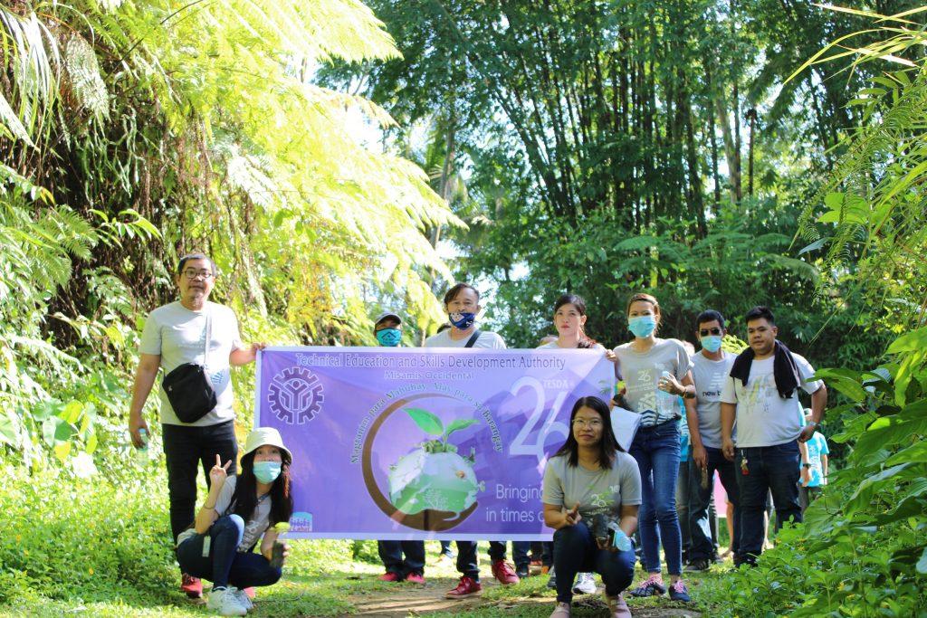 TESDA Tree Planting